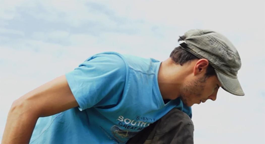 De la permaculture à l'aquaponi avec le maraîcher Yvan Trapp