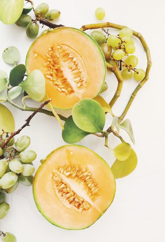 fruits issus agriculture raisonnée